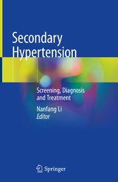 Secondary Hypertension Screening, Diagnosis and Treatment