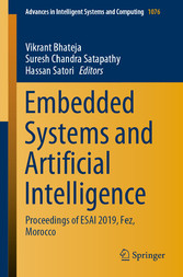 Embedded Systems and Artificial Intelligence Proceedings of ESAI 2019, Fez, Morocco