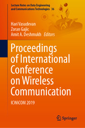 Proceedings of International Conference on Wireless Communication ICWiCOM 2019