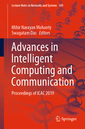 Advances in Intelligent Computing and Communication Proceedings of ICAC 2019