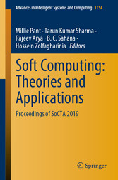 Soft Computing: Theories and Applications Proceedings of SoCTA 2019