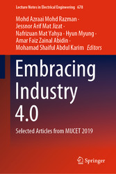 Embracing Industry 4.0 Selected Articles from MUCET 2019