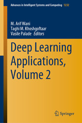 Deep Learning Applications, Volume 2