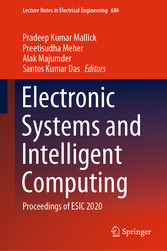 Electronic Systems and Intelligent Computing Proceedings of ESIC 2020