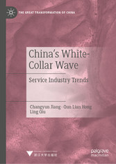 China's White-Collar Wave Service Industry Trends